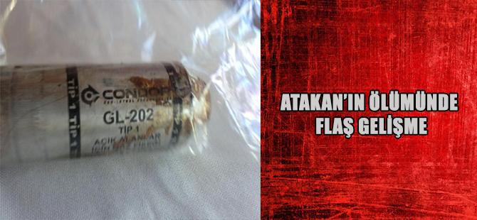 Atakan'ın ölümünde flaş gelişme