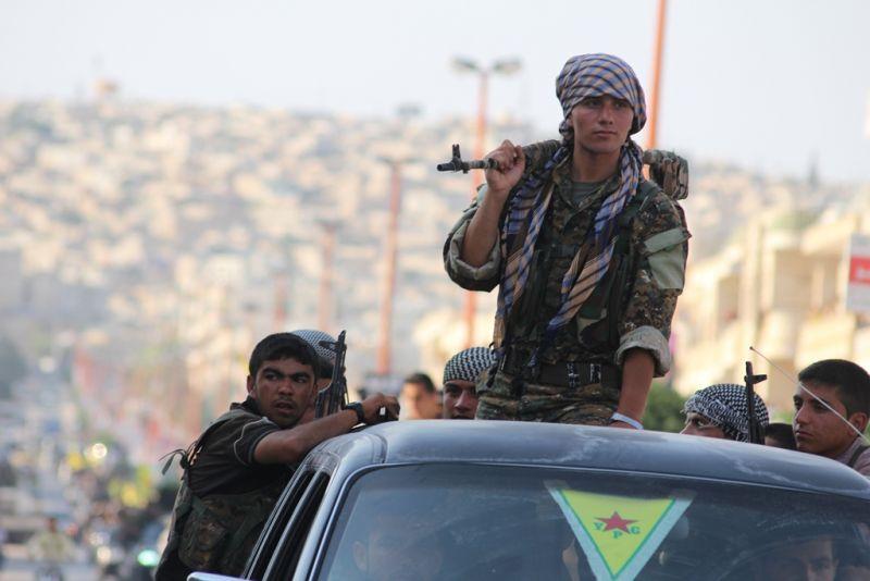 Reuters: YPG, Menbiç'ten çekiliyor