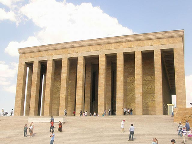19 Mayıs kutlamaları Anıtkabir'de başladı