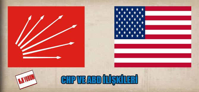 CHP Ve ABD Ilikileri