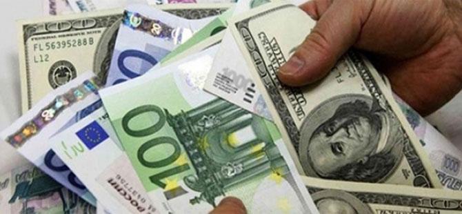 Dolar ve euro tarihi rekorlarını tazeledi