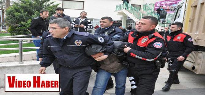 Denizli'de, Berkin için 'katiller hesep verecek' protestolarına 6 gözaltı