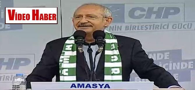 Kılıçdaroğlu: Dünya tarihinde ilk defa bir hükümet bir devleti soyuyor