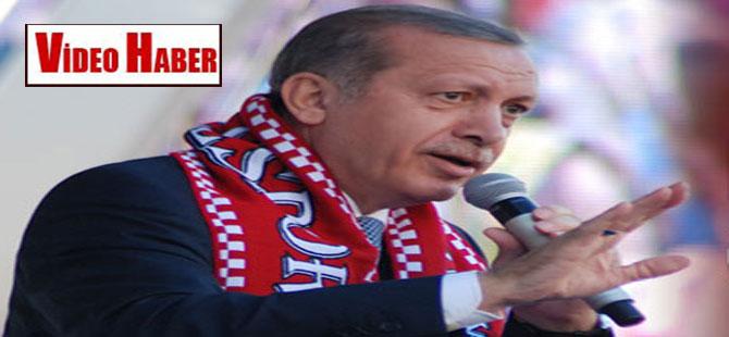 Erdoğan: Böyle yolsuzluğa can kurban