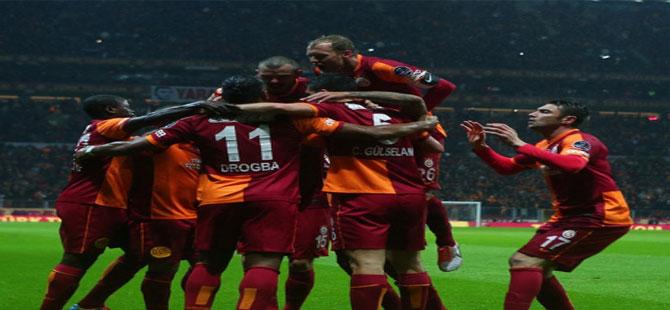 Arenada yağmur değil GOL yağdı! Galatasaray, Akhisar Belediyespor'u 6-1 yendi