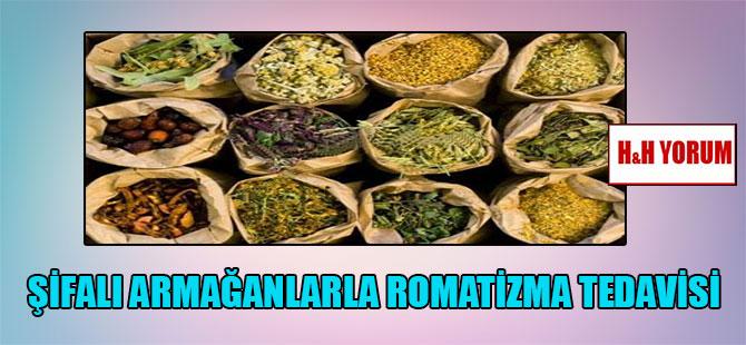 Şifalı armağanlarla romatizma tedavisi
