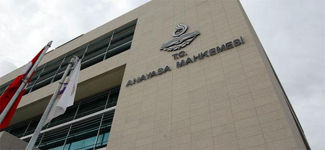 CHP başvurmuştu, AYM kararını açıkladı
