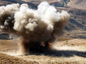 Şemdinli'de mayın patladı: 1 ölü, 1 yaralı
