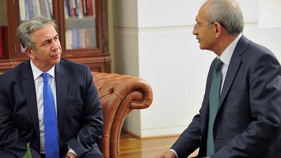 Kılıçdaroğlu: Şimdi onu Mansur Başkan yeniden ayağa kaldıracak!
