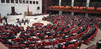 Makam telefonlarının dinlendiği iddiaları Meclis'te