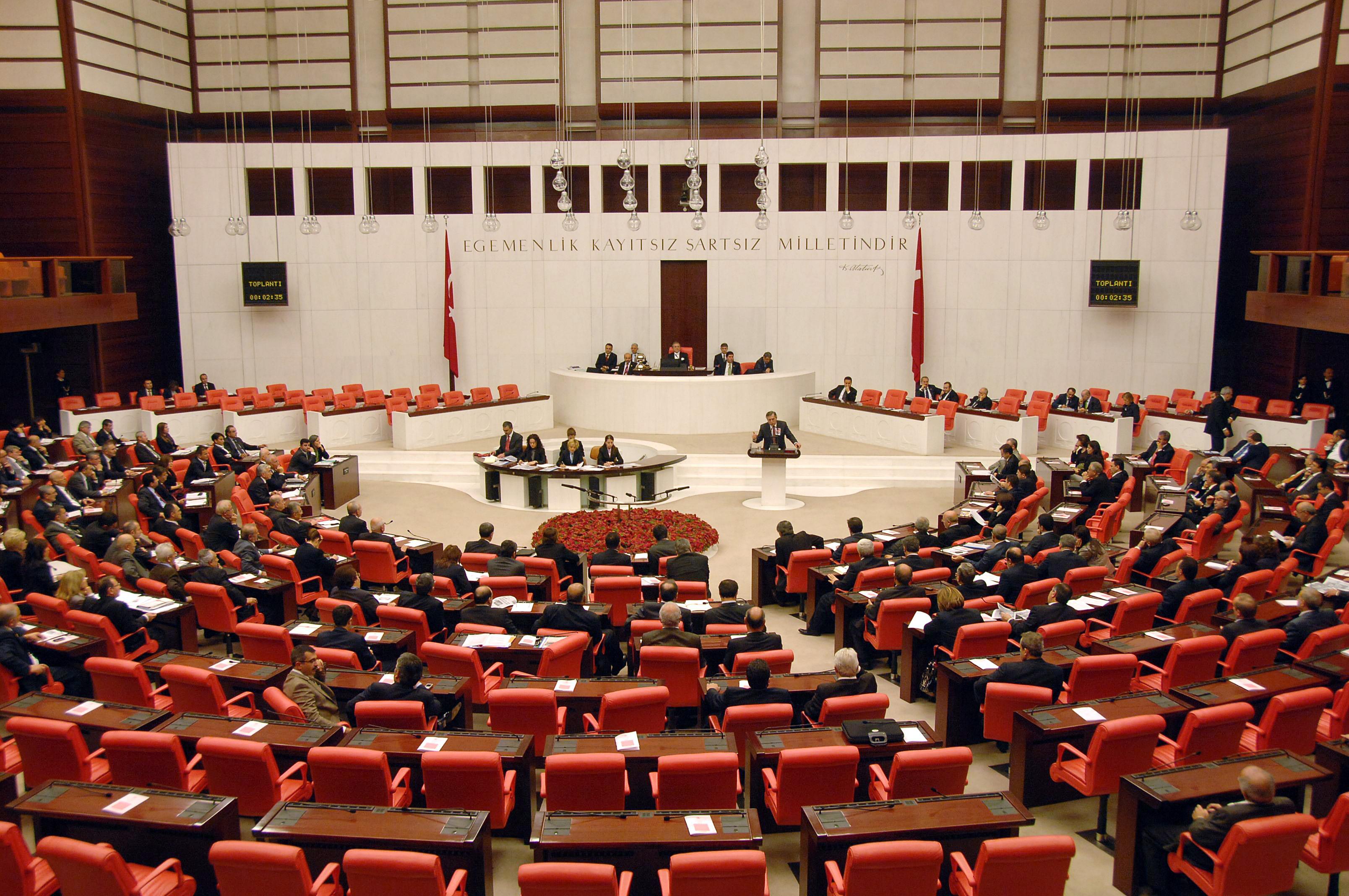 TBMM bütçe komisyonunda 23 Nisan skandalı