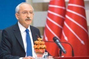 Kılıçdaroğlu CHP'li gençleri aradı