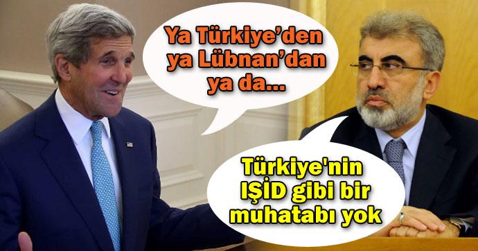 'Ya Türkiye'den, ya Lübnan'dan ya da…'