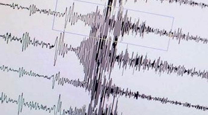 Kandilli depremin büyüklüğünü açıkladı!