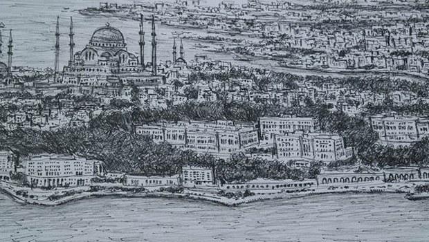 'Dahi Bellek' İstanbul'u kaleme aldı