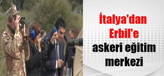 İtalya'dan Erbil'e askeri eğitim merkezi