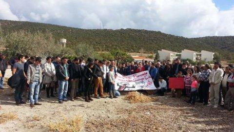 CHP'li gençlerden yandaşlara protesto
