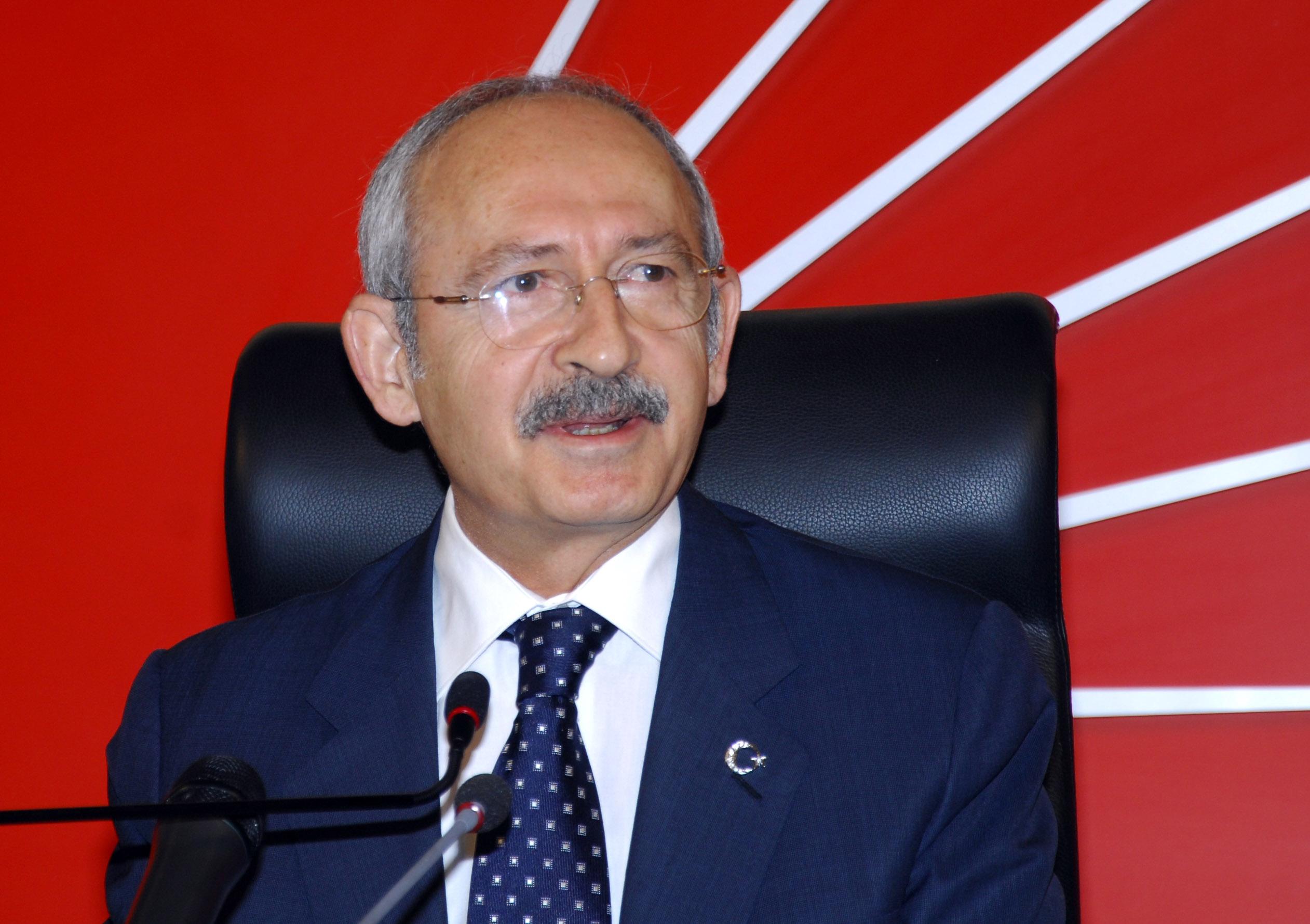 Kılıçdaroğlu, Bahçeli'nin Tunceli ziyaretini değerlendirdi