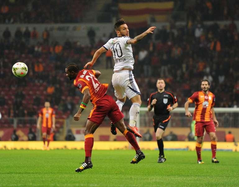Galatasaray 90+1'de güldü!