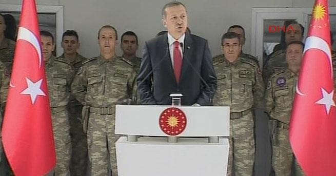 Erdoğan: TSK bu insanlık dışı saldırıların hiçbirine boyun eğmez