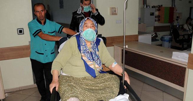Tokat'ta 2 kadın mers şüphesiyle tedavi altına alındı