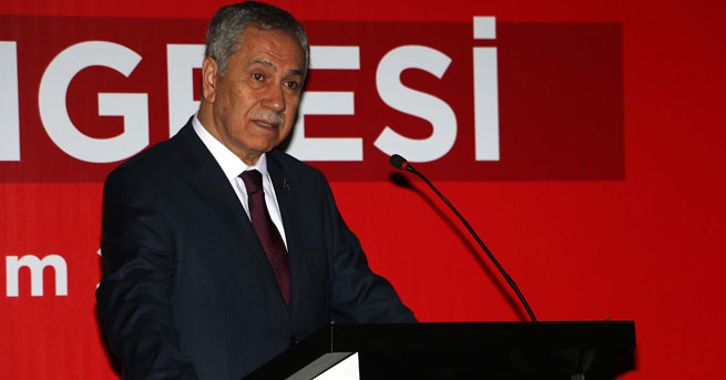 Arınç'tan 'Öcalan'a sekretarya' açıklaması