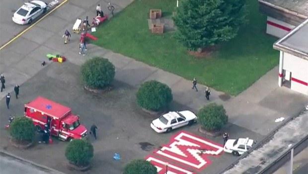ABD'de okula silahlı saldırı: 1 ölü, 6 yaralı!