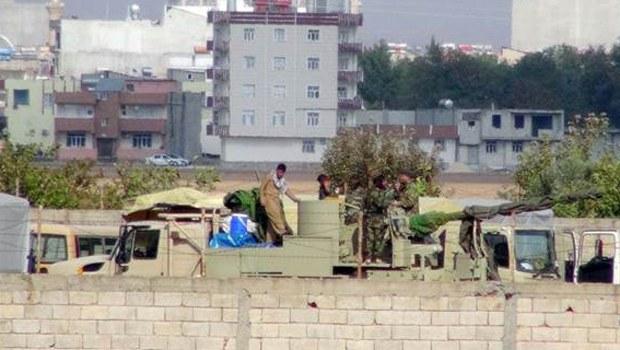Peşmerge Kobani'ye geçiyor!