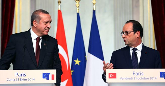 Erdoğan'dan 'DAİŞ' açıklaması