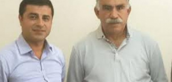 Demirtaş: Öcalan Kandil'den isim istedi