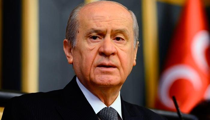 Bahçeli: AKP rüşvet ve yolsuzluk filosu kurup, haram denizine yelken açtı