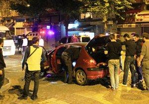 Diyarbakır'da polise silahlı saldırı: 1 polis yaralı!