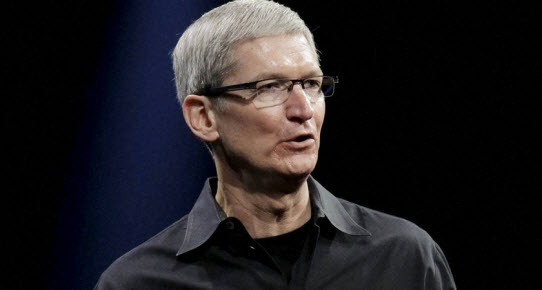 Apple'ın patronu Cook gey olduğunu açıkladı