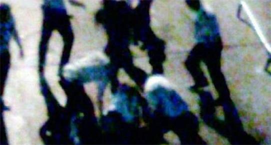 Asker dönüşü polis dayağına hapis cezası