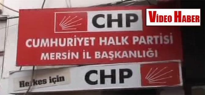 Mersin CHP İl örgütü yenilendi!