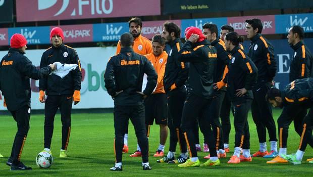 Galatasaray'da sürpriz 11