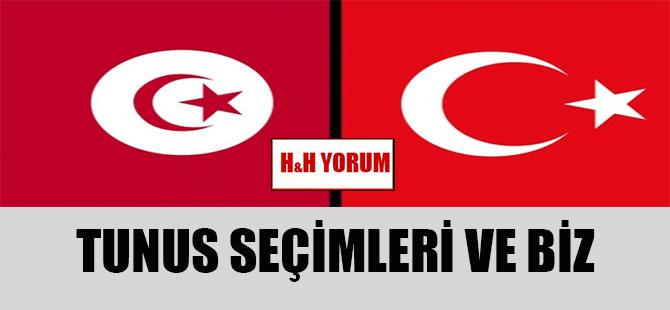 Tunus seçimleri ve biz