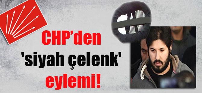 CHP'den 'siyah çelenk' eylemi!