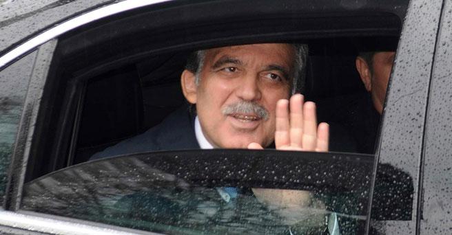 Abdullah Gül'den o haberlere yalanlama