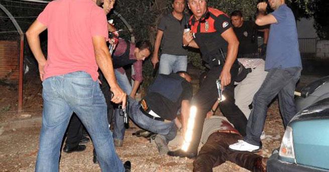 3 polisi Şehit eden şizofreni vuran polislere soruşturma
