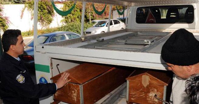 Suriyelilerin cenazeleri ülkelerine gönderildi
