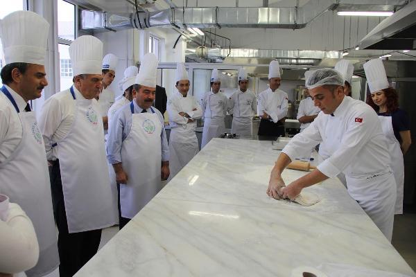 Akademisyen aşçılardan tadımlık tarifler