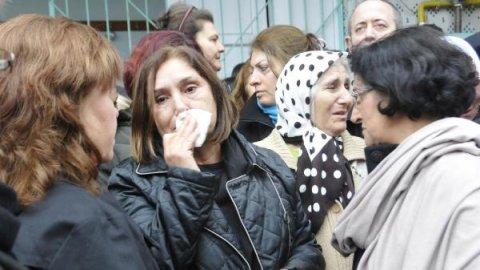 Selvi Kılıçdaroğlu'nun gözyaşları…