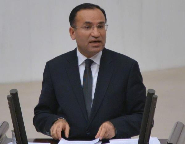 Bakan Bozdağ'dan 'sekreterya' açıklaması