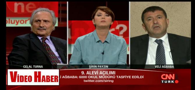 CHP'li Ağbaba: Bir tek Alevi okul müdürü kalmadı