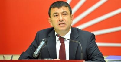 CHP'li Ağbaba'dan Bakan Canikli'ye 'zehirli ayakkabı' sorusu