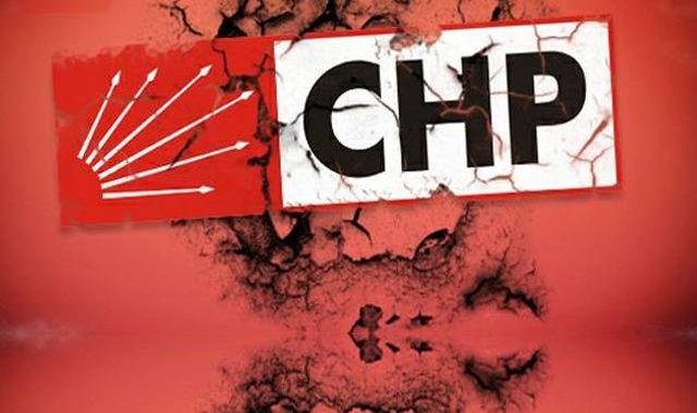 CHP'de istifa!