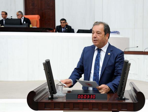 CHP'li Soydan'dan öğretmenlere 120 Lira nöbet ücreti teklifi