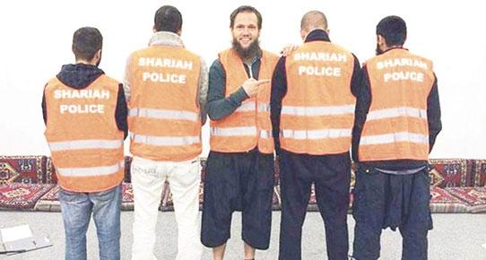 'Şeriat polisi'nin Türk üyesi işini geri istiyor