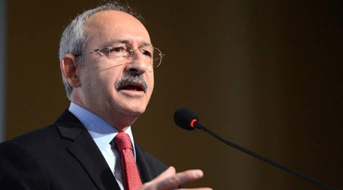 Kılıçdaroğlu: Dersim önergemizi AKP reddetti